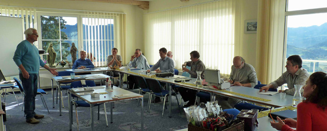 Workshops at the GEOVITAL Academy Austria