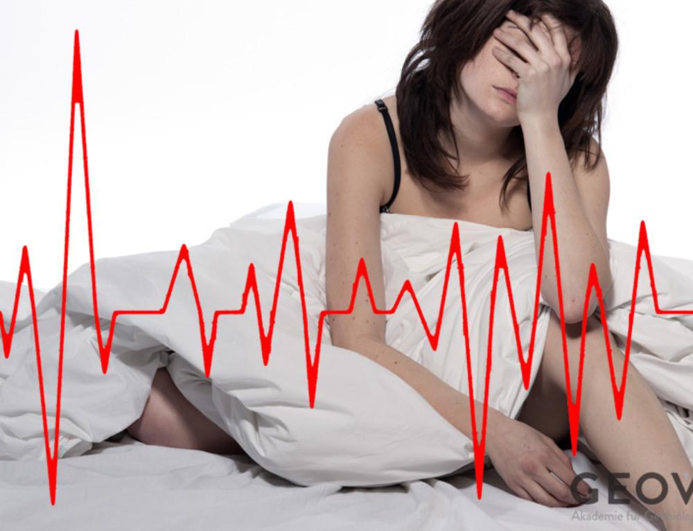 Mladá žena trpela záchvatmi paniky a nedostatkom energie